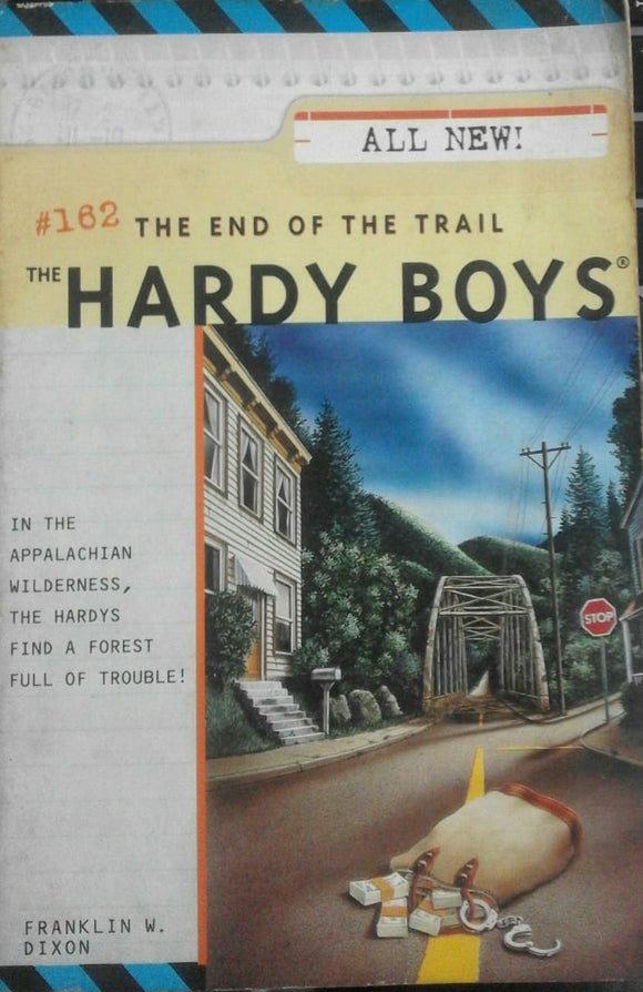 The End Of The Trail ( Hardy Boys ) By Franklin W Dixon