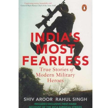 India's Most Fearless     India's Most Fearless  India's Most Fearless by Shiv Aroor / Rahul Singh