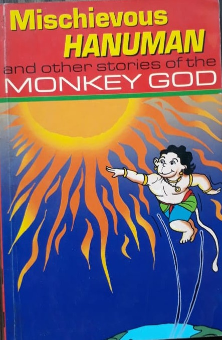 Mischievous Hanuman and other stories of the Monkey God