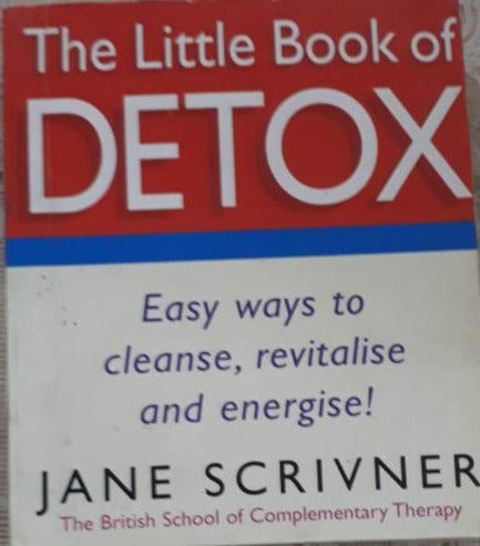 Little Book of Detox Jane Scrivner