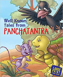 Well Known Tales from Panchatantra by Om Books