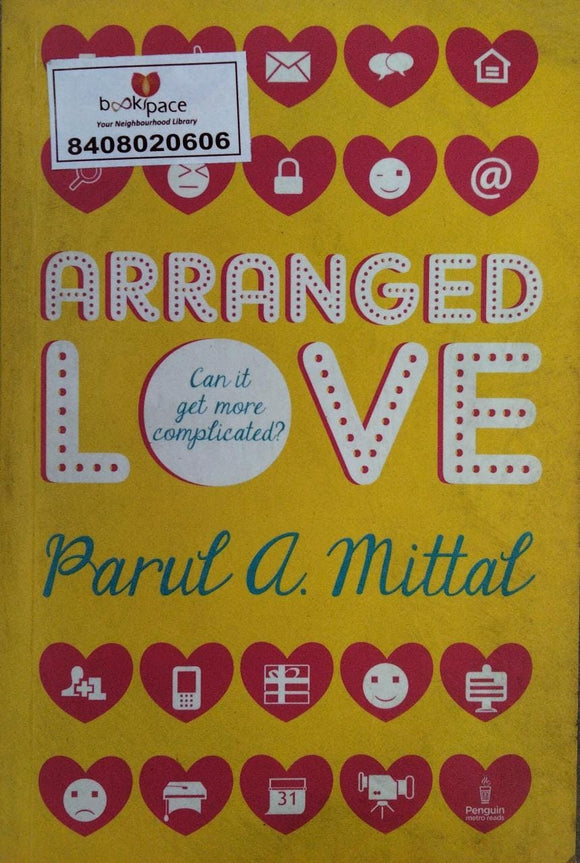 Arranged Love by Parul A Mittal
