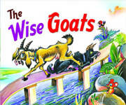 The Wise Goats Moral Stories