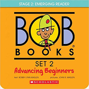 Bob Books - Set 2: Advancing Beginners by Bobby Lynn Maslen