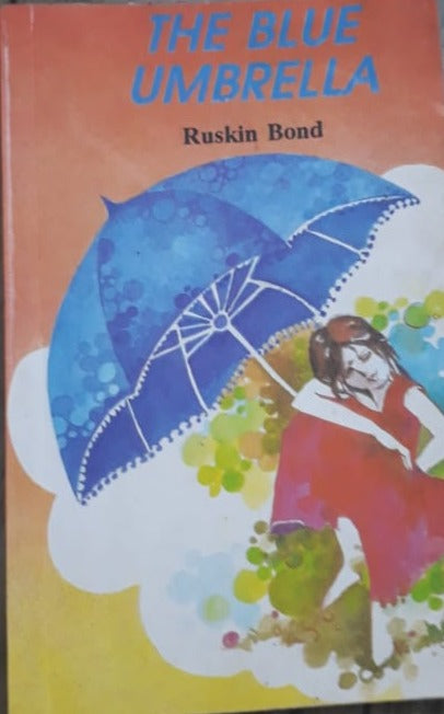 The Blue Umbrella - Ruskin Bond