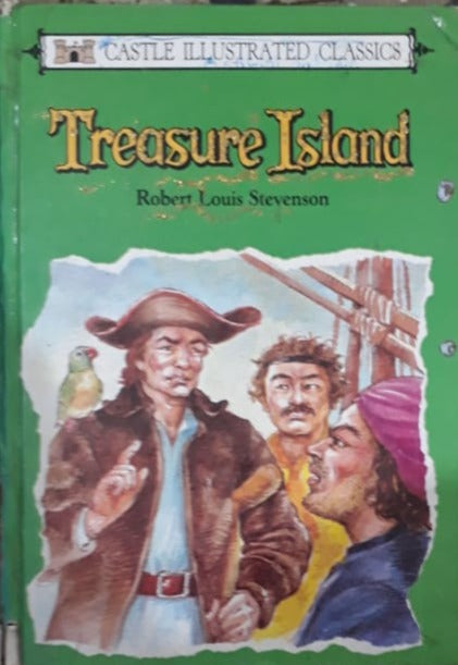 Treasure Land Robert Louis Stevenson