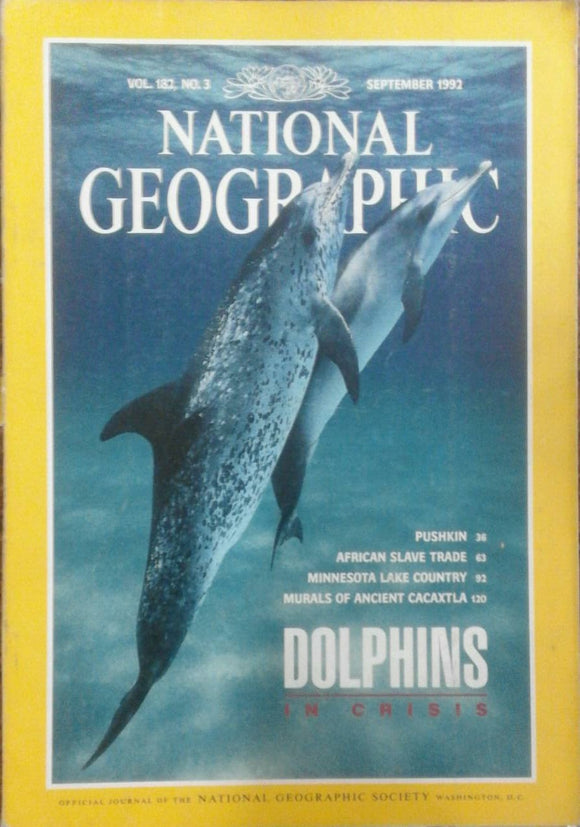National Geographic Sep 1992