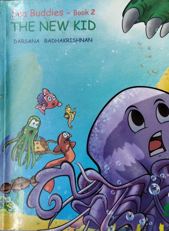 The New Kid Sea Buddies Book 2 By Darsana Radhakrishnan