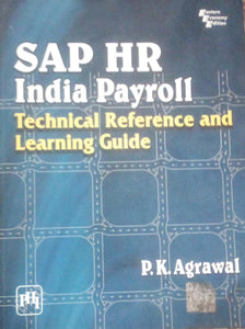 Sap Hr Om Pd And Training Technical Reference And Learning Guide By P K Agrawal