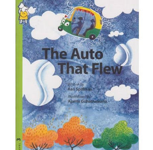 The Auto That Flew  by KEN Spillman