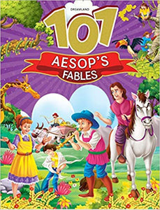 101 Aesop's Fables by Dreamland Publications