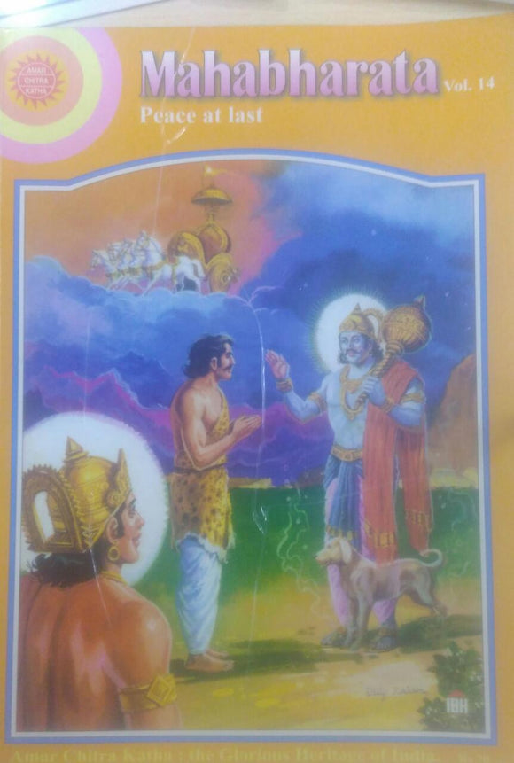 Mahabharata vol 14 peace at list