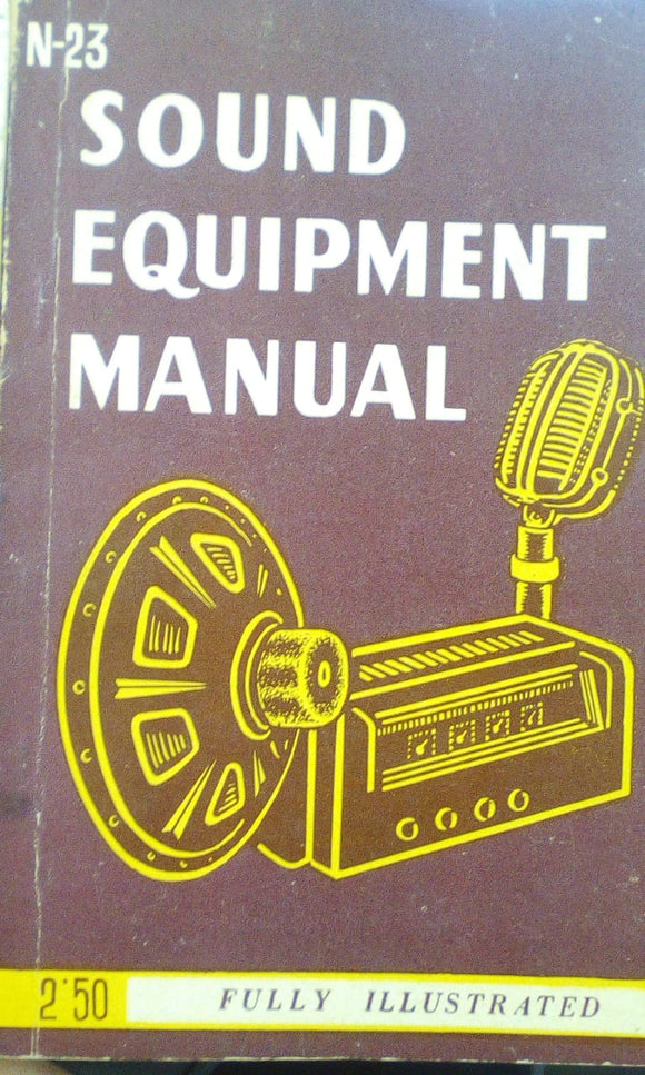 Sound Equipment Manual