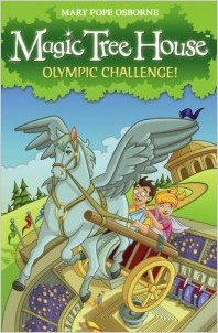 Magic Tree House Olympic Challenge by Mary Pope Osborne