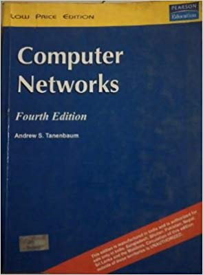 Computer Networks,Fourth Edition By Andrew S Tanenbaum