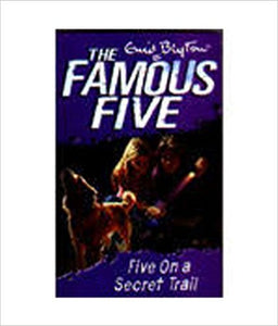 Five on a Secret Trail: 15 (The Famous Five Series)