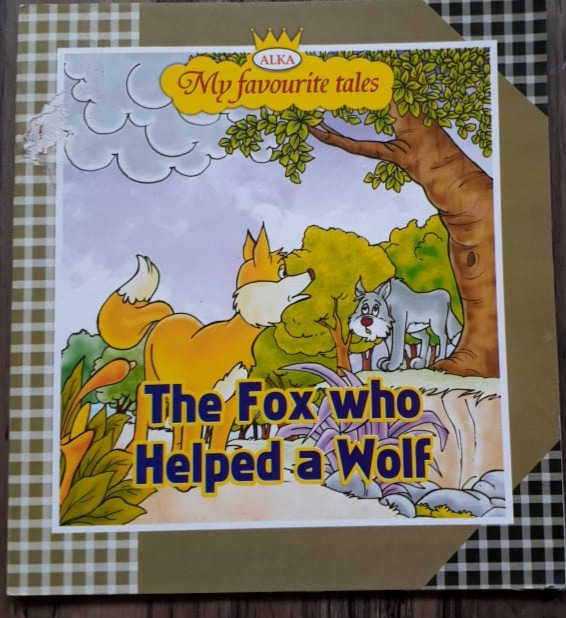 Alka - My Favourite Tales - The Fox who helped a wolf