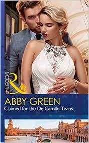 Abby Green Claimed For The De Carrullo Twins,By Modern