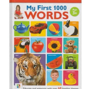 My First 1000 Words (My First 1000 Words)  by Shree Book Center