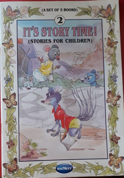 It's Story Time - Set of 5 Books , book 2 Stories for Children