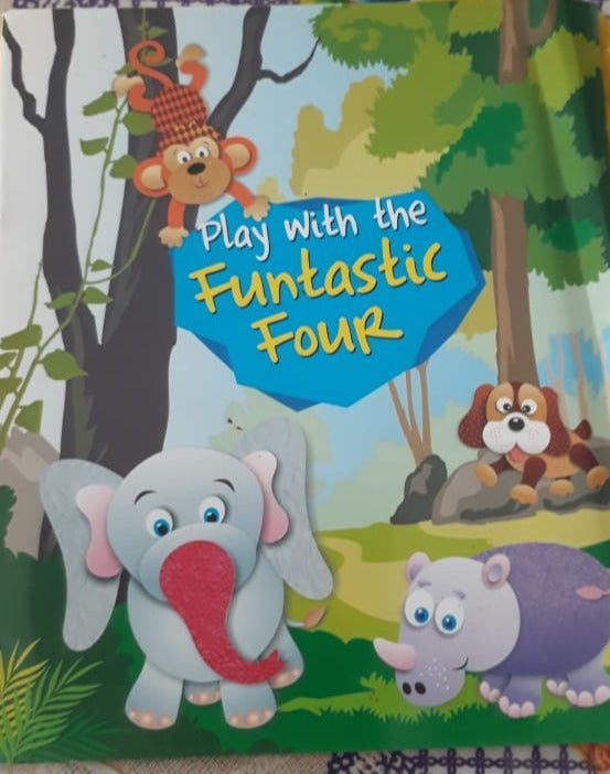 Play with the Funtastic Four