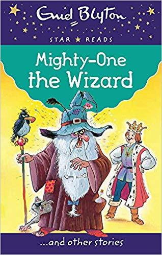 STAR READS SERIES 3: MIGHTY ONE THE WIZARD by Blyton, Enid