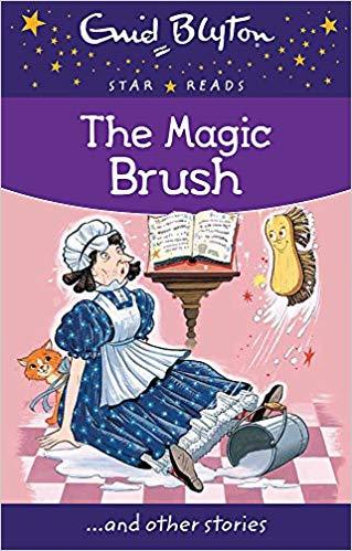 STAR READS SERIES 4: THE MAGIC BRUSH by Blyton, Enid