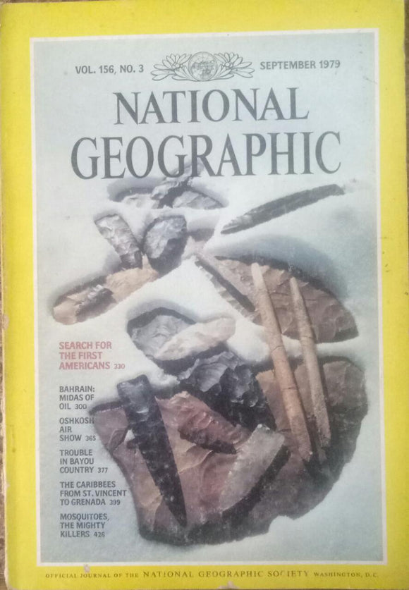 National Geographic Sep 1979