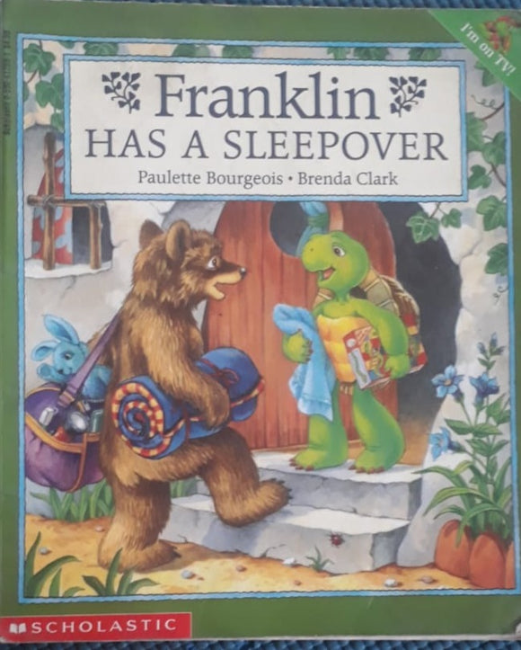 Franklin Has a Sleep Over