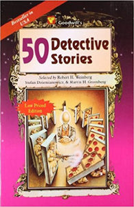 50 Detective Stories By  Robert H. Weinberg