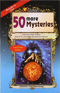 50 More Mysteries by Isaac Asimov