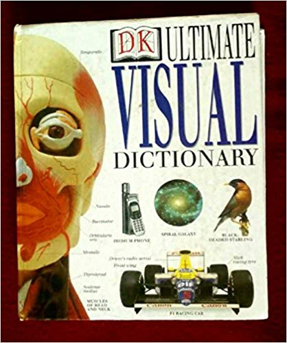 Ultimate Visual Dictionary by DK Publications