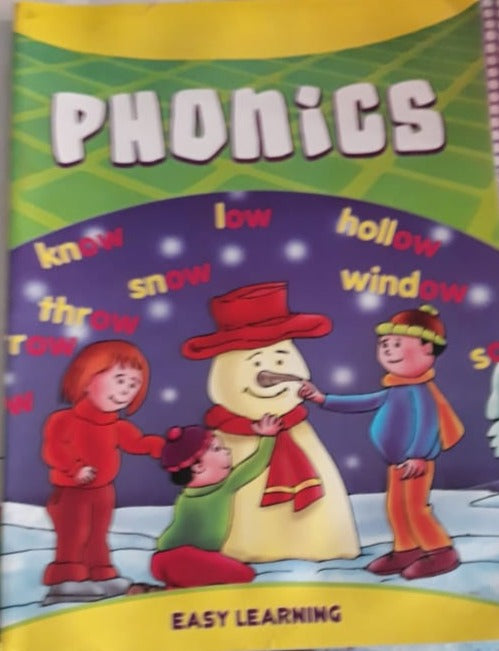 Phonics Easy Learning