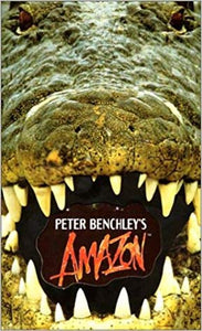 Peter Benchley's Amazon: The Ghost Tribe (Peter Benchley's Amazon, No 1) by Rob MacGregor