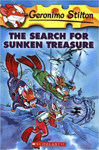 The Search for Sunken Treasure: 25 (Geronimo Stilton)