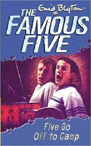 Five Go Off To Camp (Famous Five)  by Enid Blyton