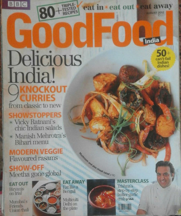 GoodFoods Aug 2012