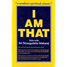 I am That: Talks with Sri Nisargadatta Maharaj