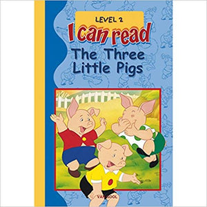 I Can Read The Three Little Pigs Level 2 (I Can Read Level 2) by Van Gool