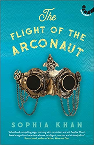 The Flight of the Arconaut by Sophia Khan