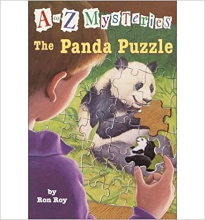 A to Z Mysteries: The Panda Puzzle By Roy, Ron