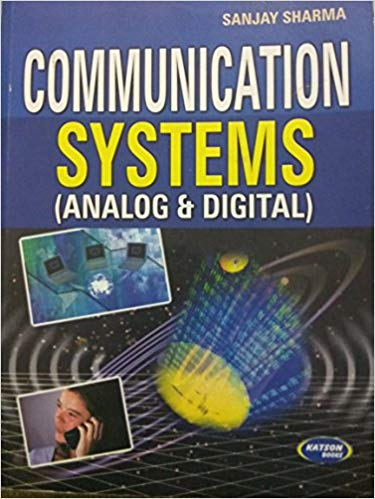Communication systems by Sanjay Sharma