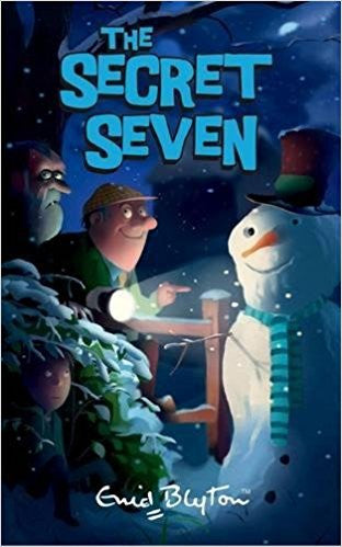 apThe Secret Seven by Enid Blyton