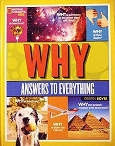 National Geographic Kids: WHY ? - Answers to Everything
