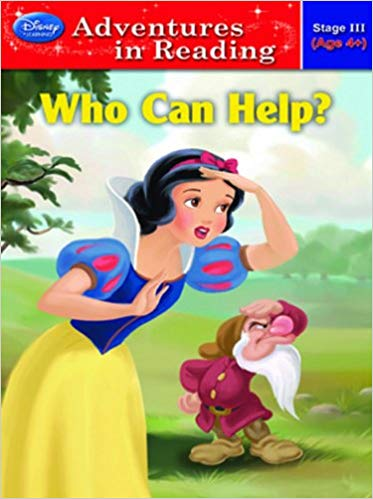 Who Can Help (Adventures in Reading) by The Walt Disney Company (India) Pvt.Ltd.