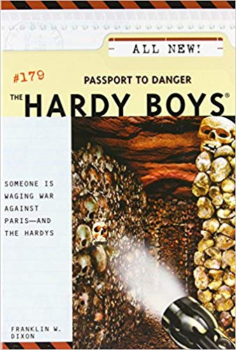Passport to Danger (Hardy Boys) by Franklin W. Dixon