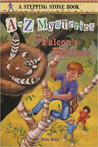 The Falcon's Feathers By Ron Roy