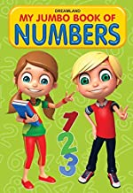 My Jumbo Book Of Numbers
