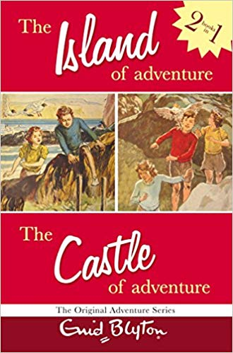 The Island of Adventure, The Castle of Adventure by Enid Blyton