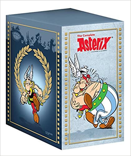 The Complete Asterix Box Set (36 Titles)